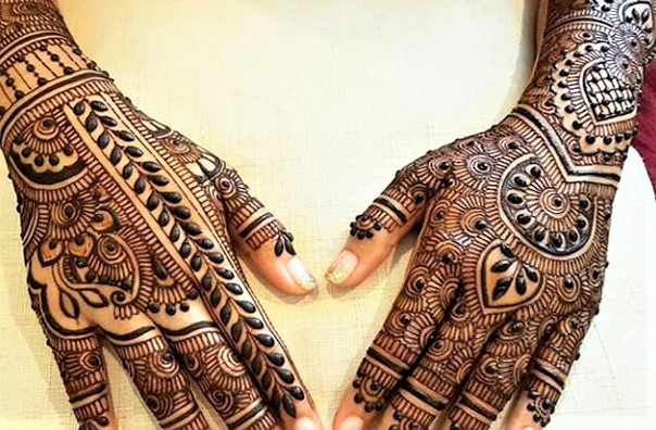 Mehandi Design 2018 for Marriage