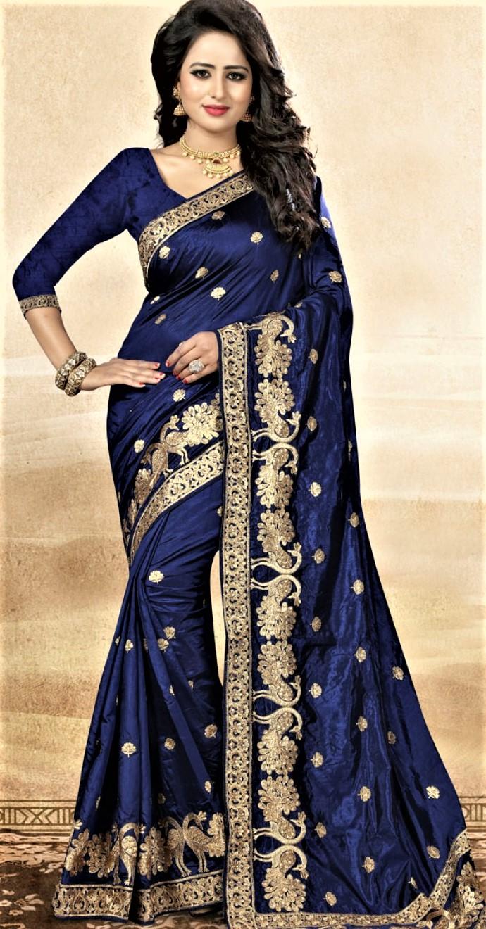 Mehandi Sarees Kalyan Maharashtra Dresses 2018