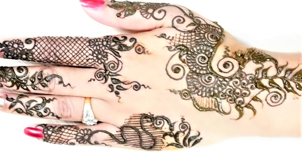 Mehndi Design 2018 Bunch