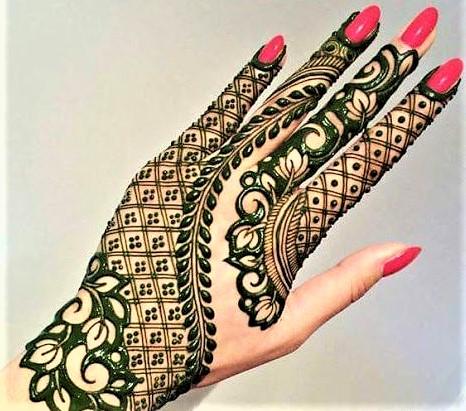 Mehndi Design 2018 Most Beautiful
