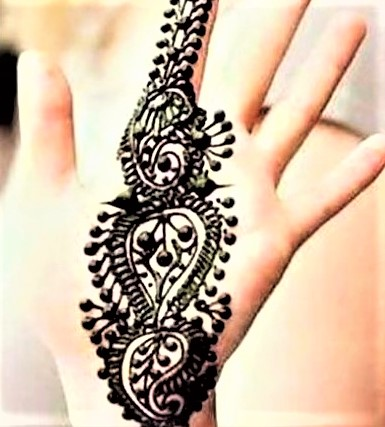 Mehndi Design 2018 for Inner Hand
