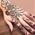 Best mehndi design simple and beautiful arabic 2018 are very famous in Pakistan. So at wedding these style are very common for brides and gir