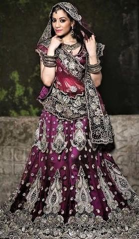 Mehndi Dresses Lehenga Indian Styles 2018