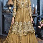 Mehndi Green Kurti Design Dresses 2018