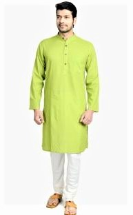 Mehndi Kurta Pajama Colours Combination 2018