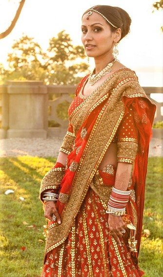 Most Beautiful Indian Mehndi Saree Dresses