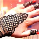 New Arabian Mehndi Designs 2018