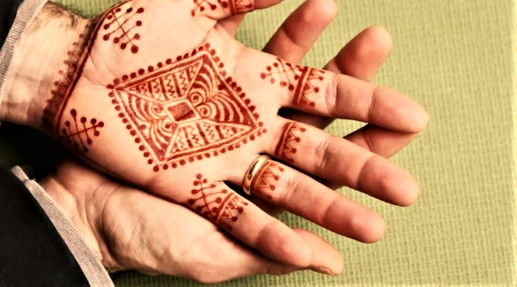 New Mehndi Design 2018 for Gents