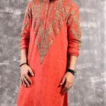 Pakistani Mehndi Kurta New Designs 2018