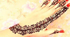 Traditional Arabic Mehndi Full Hand Mehndi Design 2018