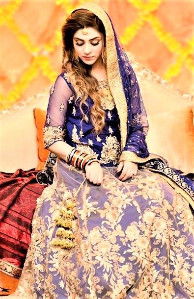 Gota Kinari Mehndi Dresses For All