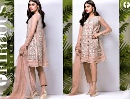 Firdous Pret Winter Collection 2018 for Girls