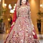 Latest Bridal Lehenga Designs 2018 for Mehndi