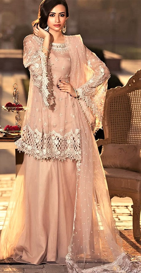 Latest Maria B Mbroidered New Collection 2018
