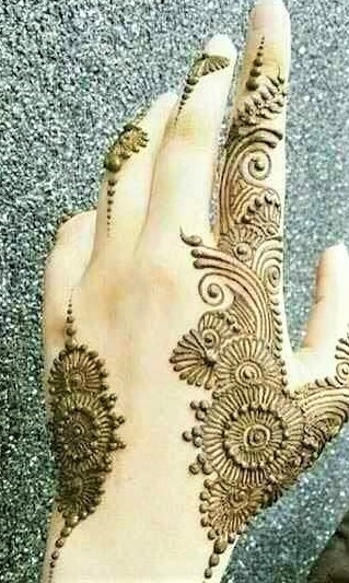 New Style Mehndi Design 2018 and 2019
