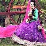 Mehndi Dress Design 2018 for Girls