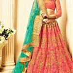 Mehndi Dresses Gota Patti Bridal Lehengas Jaipur