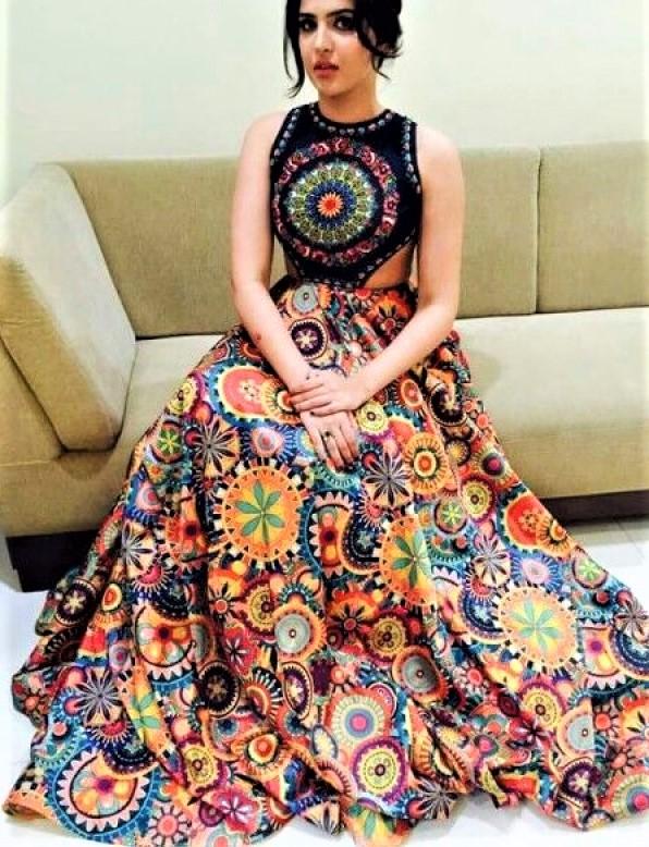 Multi Mehndi Lehenga Colour Combinations Bridal Dresses