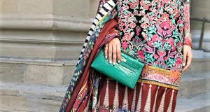 Sana Safinaz Luxury Silk collection 2018 for Winter