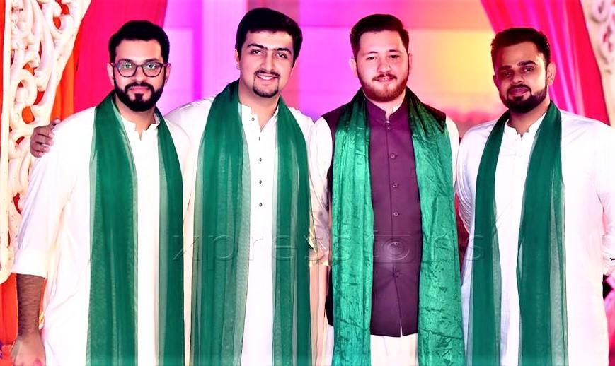 Mehndi dresses for cousins 2019 Pakistani
