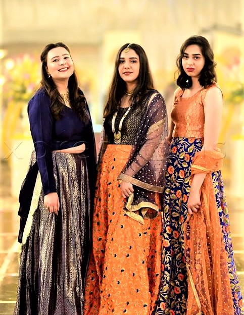 Best Mehndi Dresses 2019 For All