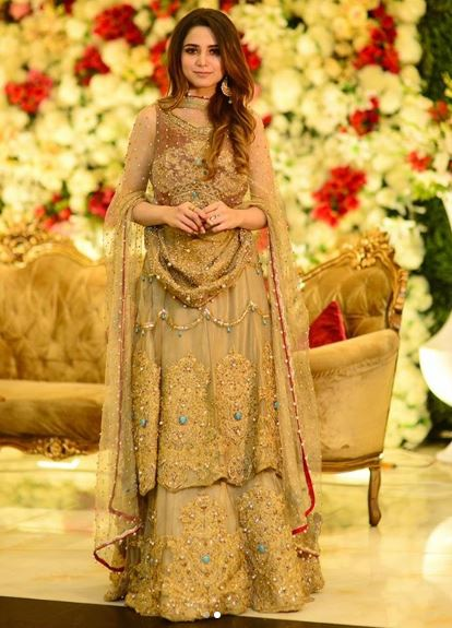 Aima Baig Wedding Pictures