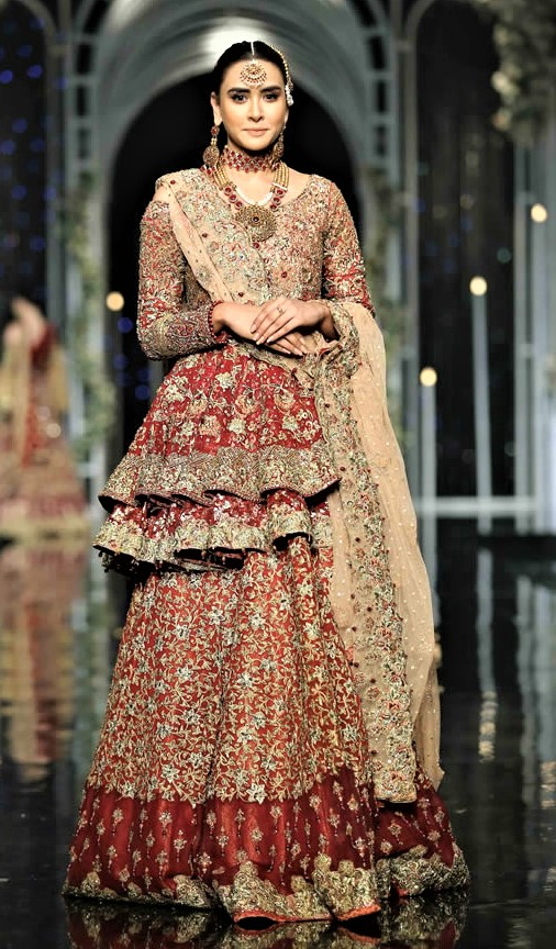 Umsha by Uzma Babar Dresses Collection 2018 at BCW