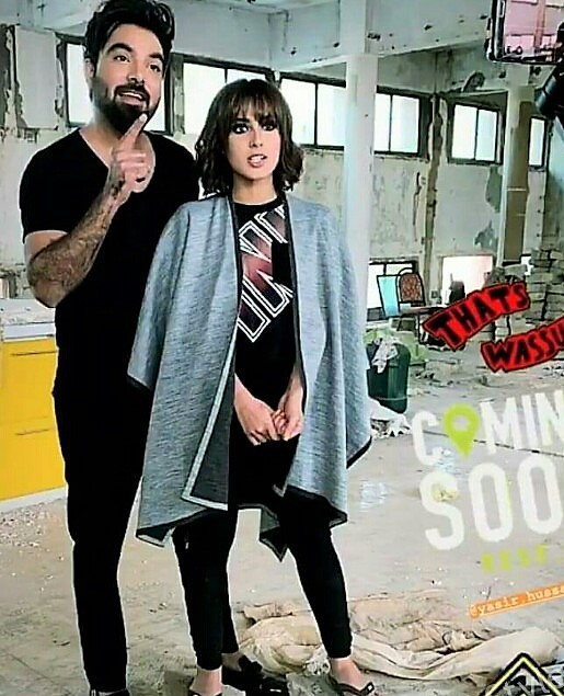 Iqra Aziz and Yasir Hussain Latest Photo Shoot 2019