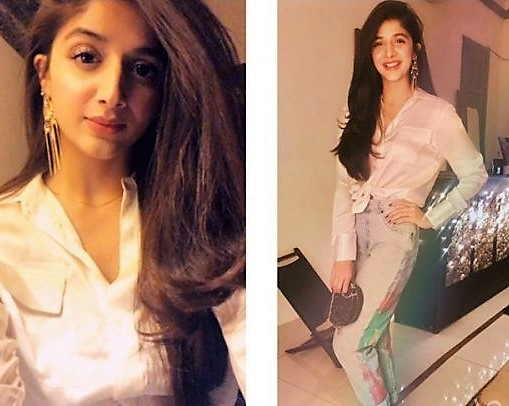 Mawra Hocane Pics to Celebrate New Year