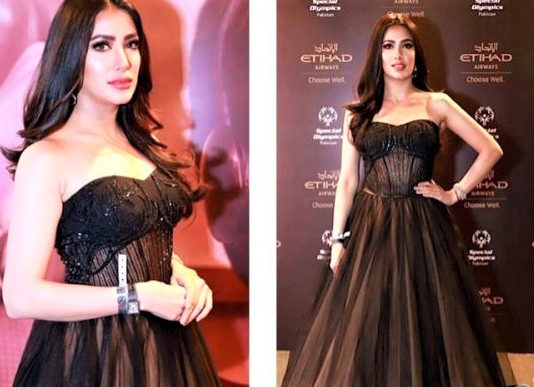 Mehwish Hayat Latest Pictures at SOP Ball Night