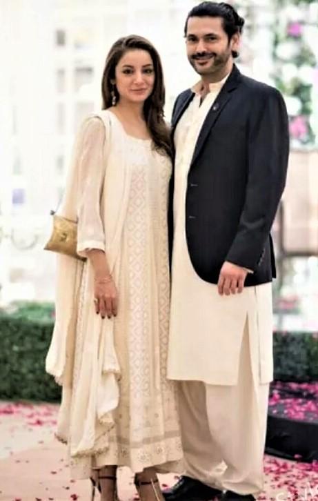 Sarwat Gillani and Fahad Mirza Wedding Pictures