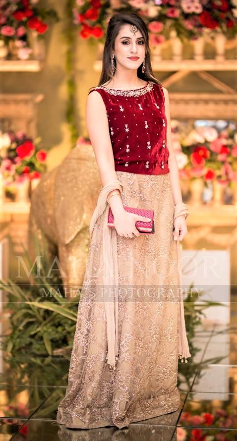 black frock new mehndi dress style