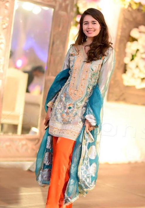 Latest Designs of Mehndi Dresses