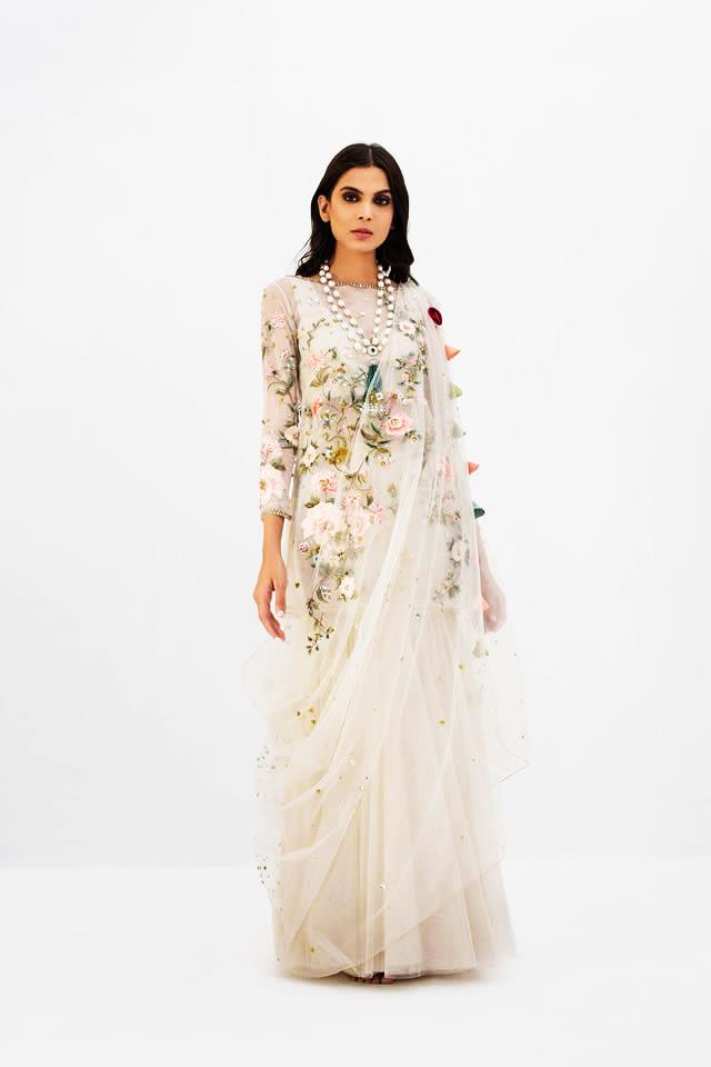 Sania Maskatiya Lawn 2019 Maneli Collection