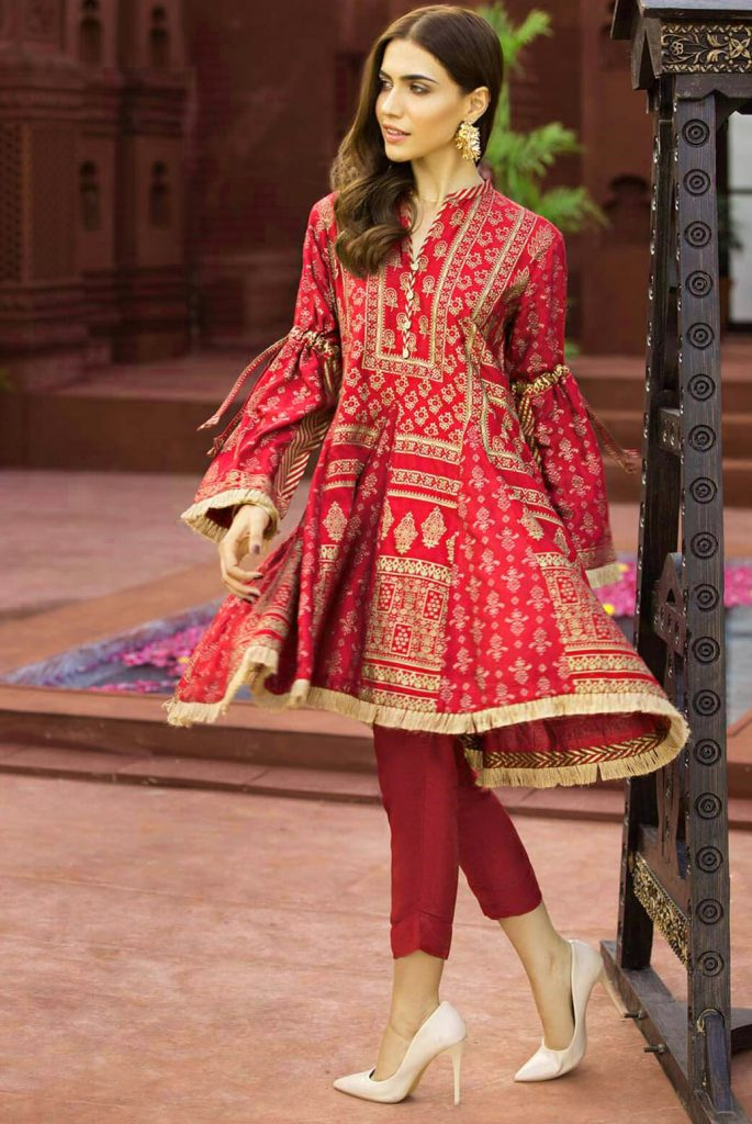 latest marriage party dresses sharara