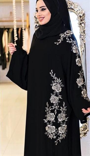 Arabic Abaya Designs for girls
