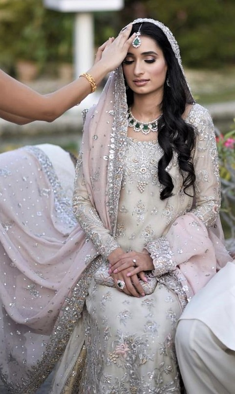 bridal Ethnic Wear for Engagement