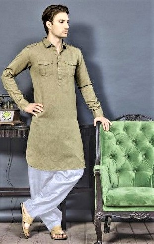 boys best dual Pocket Kurta Design