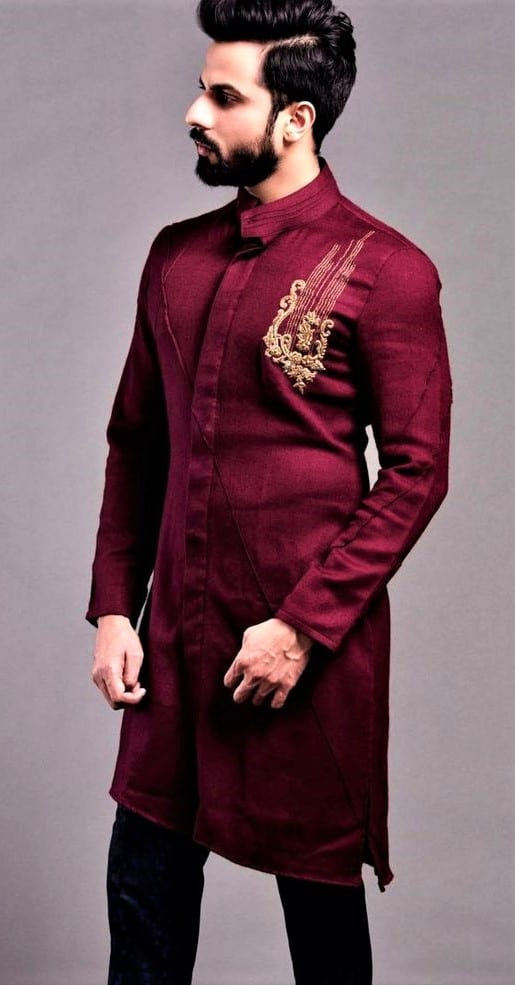 Wedding New Kurta Design for Boys 2019-2020