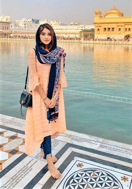 latest Summer Kurtis Design Pakistani with jeans style