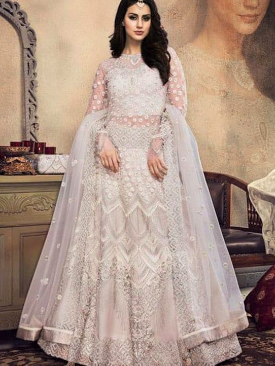 lehnga Bridal Engagement Dresses Pakistani 2019-2020