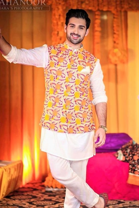 latest Men Printed Dresses for engagement in summer