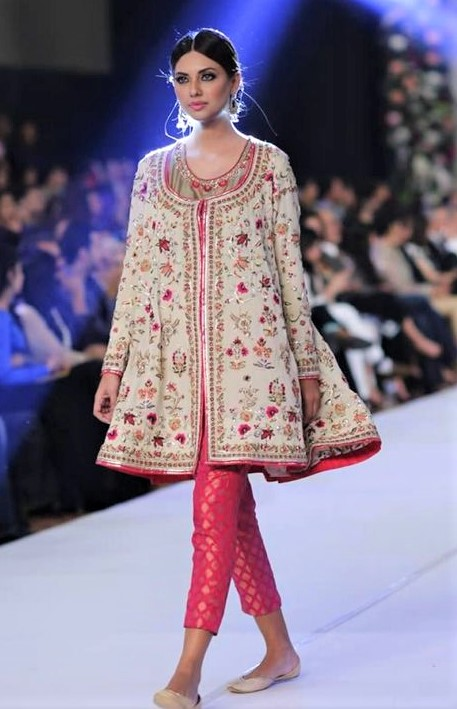 lawn best  Short Frocks in pakistan