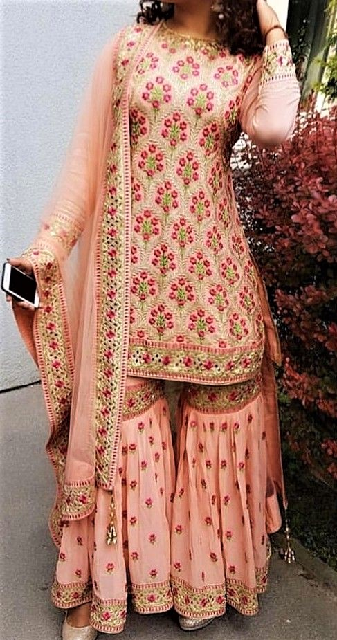 Punjabi Boutique Suits for women