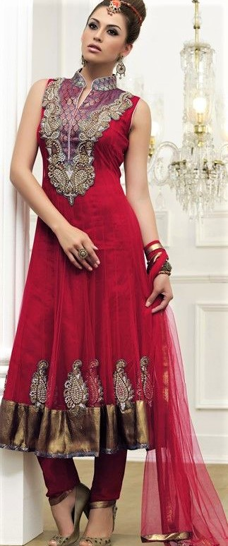 latest Designer Frock Sleeveless dresses