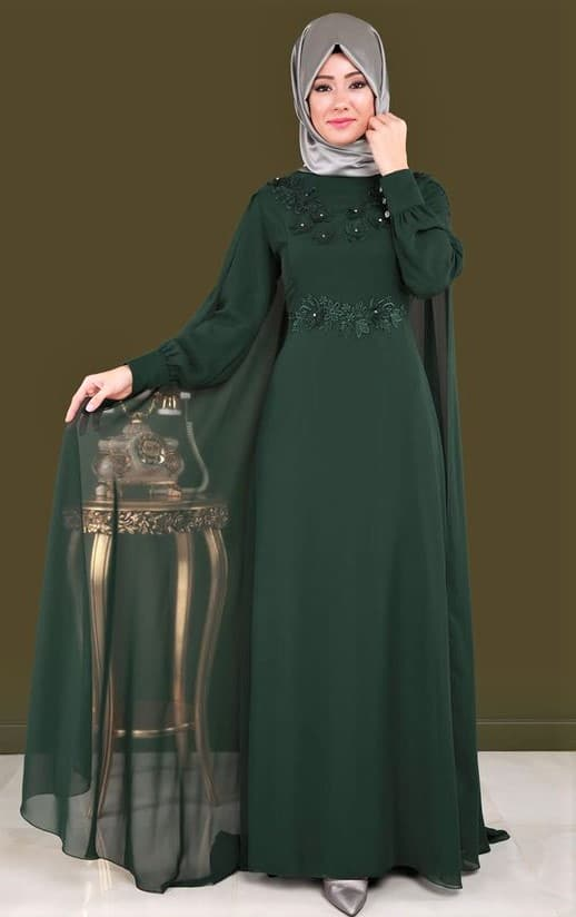Arabic New Abaya Dress Designs Pakistani