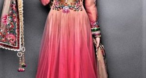 Best Designer Churidar Suits with Frock