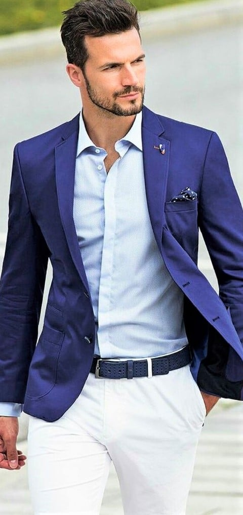 Casual party Wear Mens Dresses for summer
