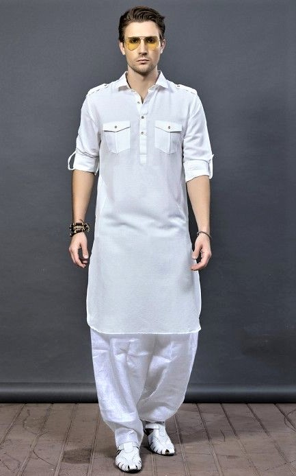 Pakistani Kurta Design for Patiala Salwar