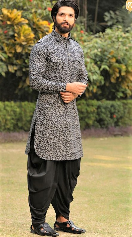 Pakistani New Kurta Design for Boys 2019-2020